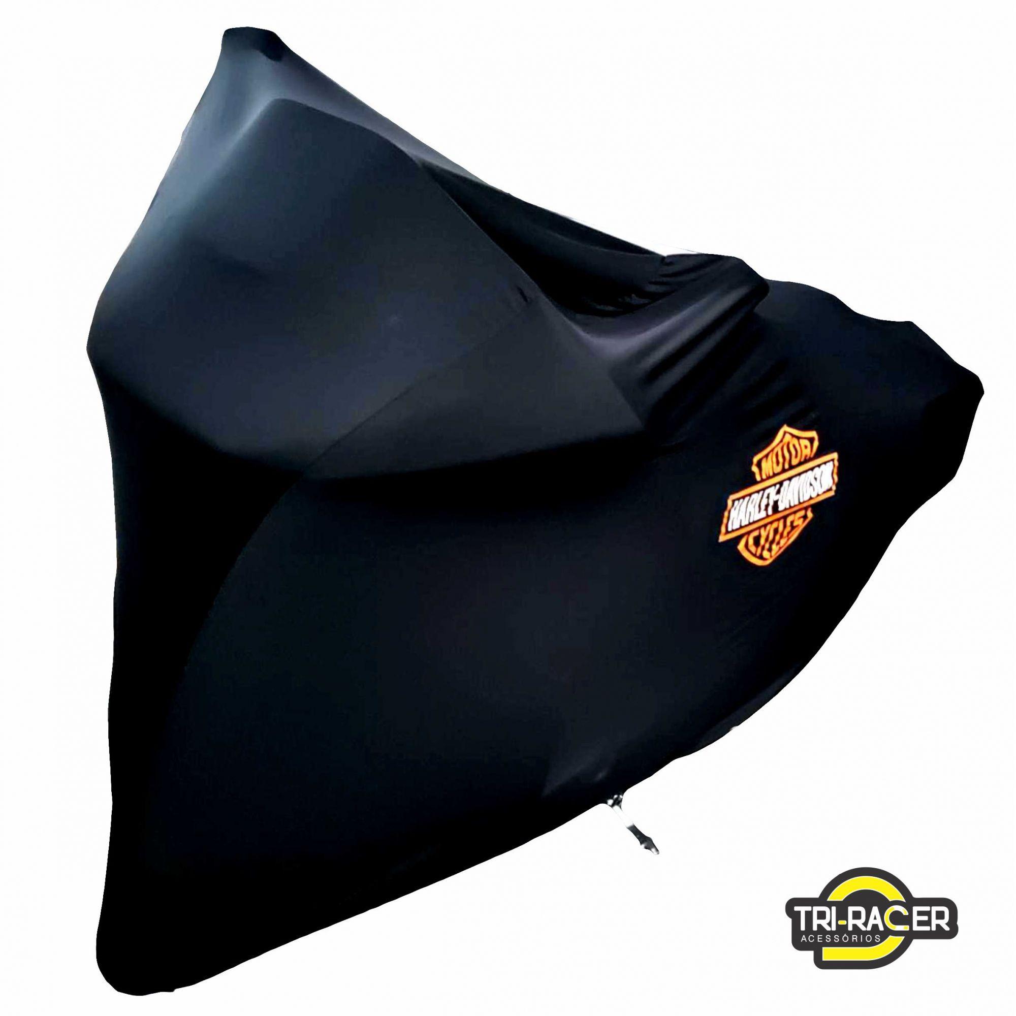 Capa Para Moto Premium Harley Davidson Tam. G (permeavel)