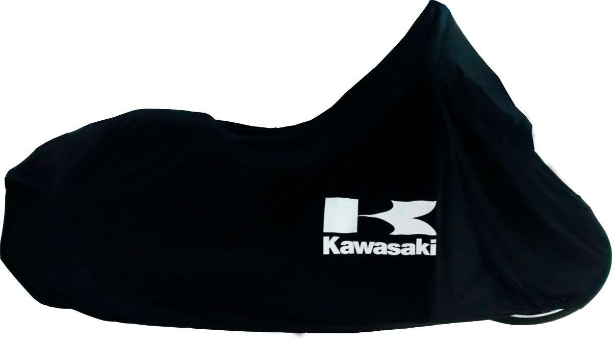 Capa Para Moto Premium Kawasaki Tam. G HD (permeavel)