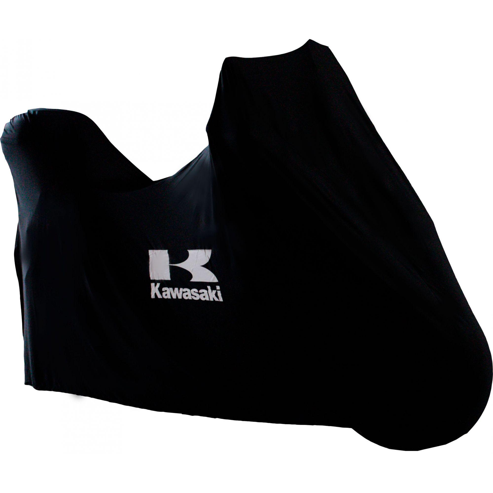 Capa Para Moto Premium Kawasaki Tam. GG BAÚ (permeavel)