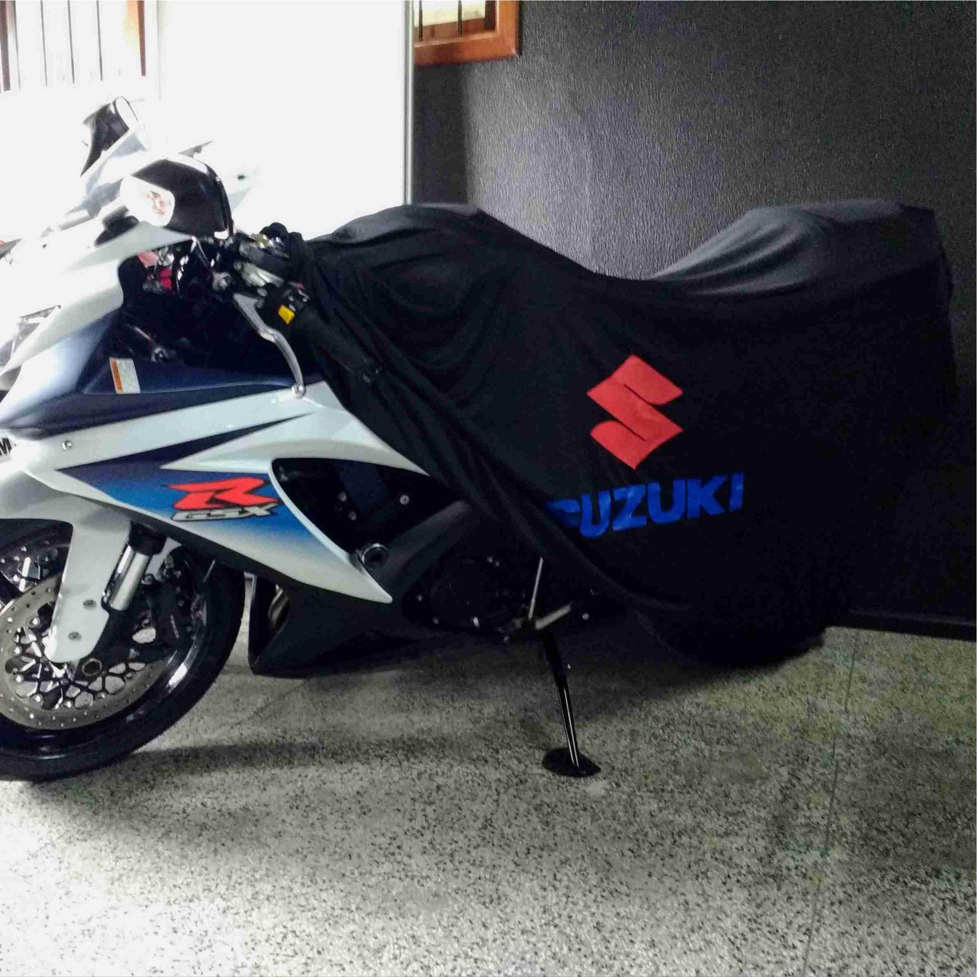 Capa Para Moto Premium Suzuki Tam. M (permeavel)