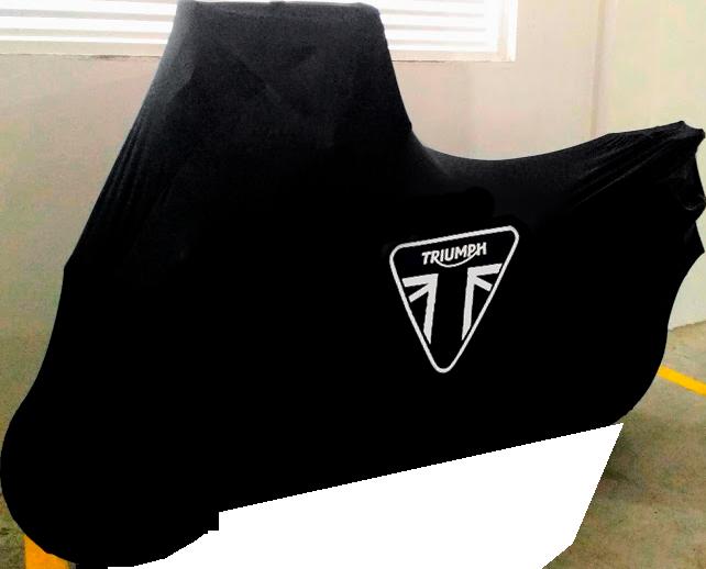 Capa Para Moto Premium Triumph Tam.G (permeavel)