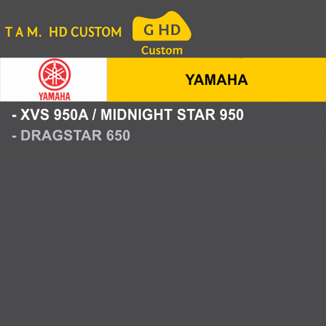 Capa Para Moto Premium Yamaha Tam. HD  (permeavel)