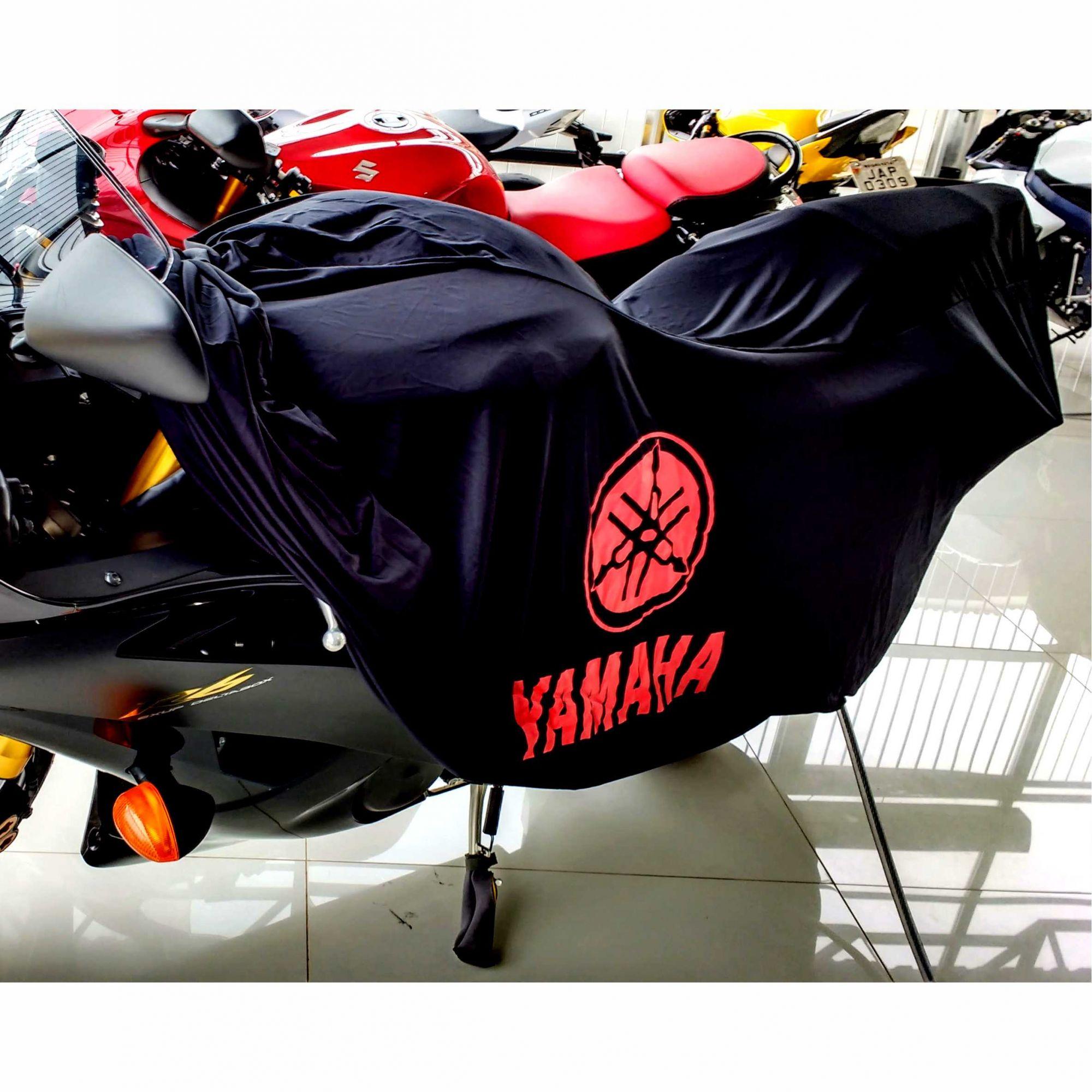 Capa Para Moto Premium Yamaha Tam. M (permeavel)