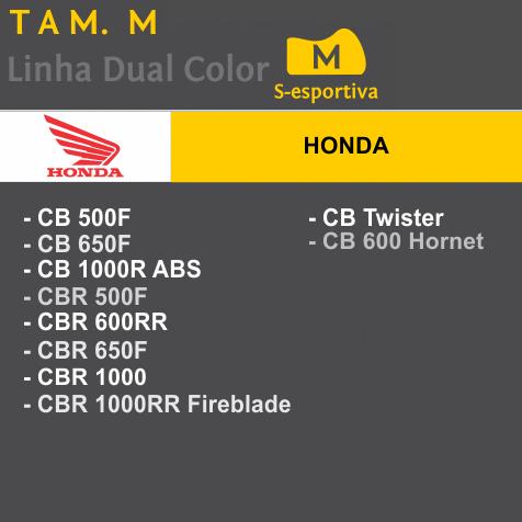 Capa Para Moto SuperBike Honda Tam. M (permeavel)