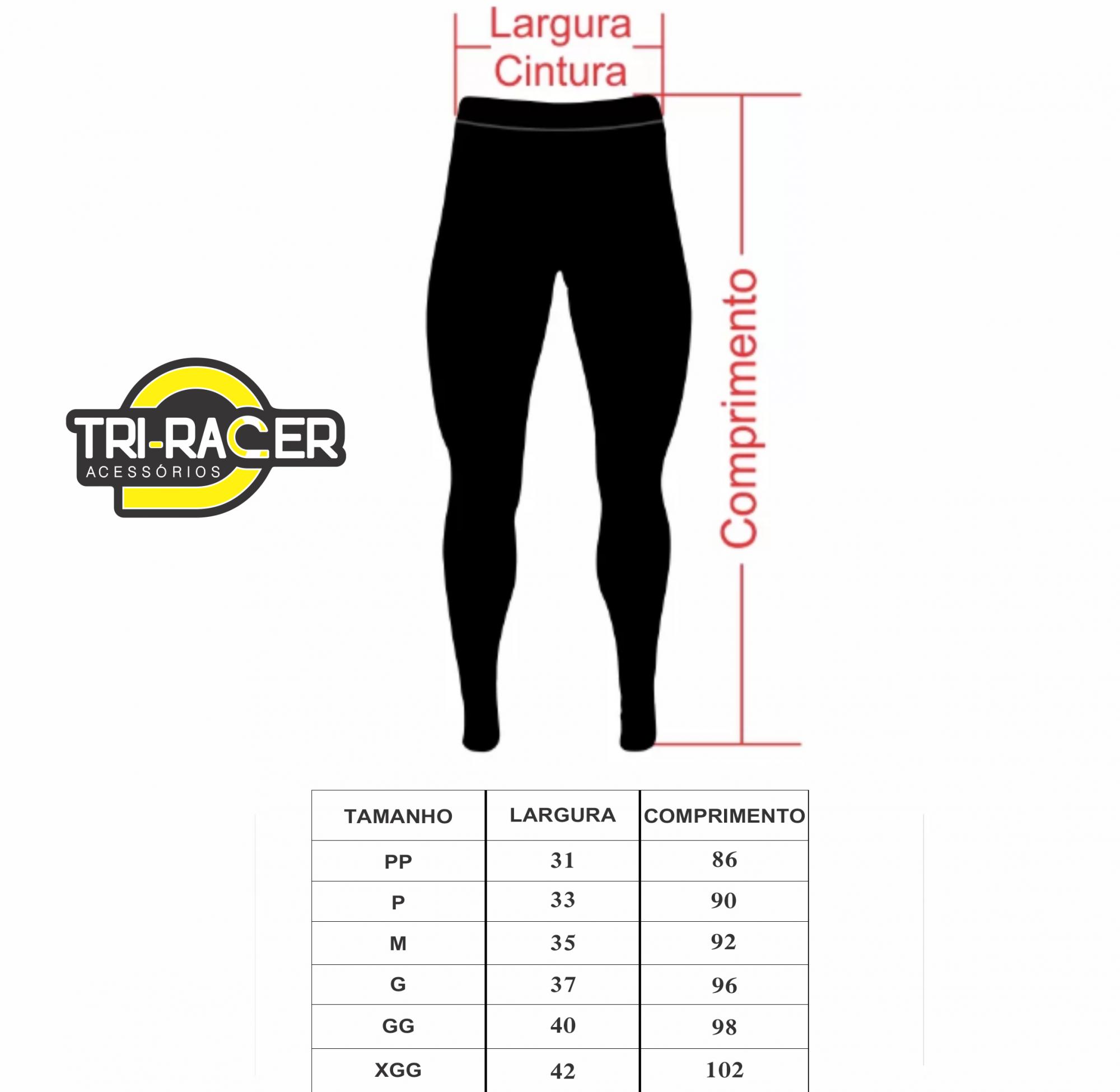 Conjunto Térmico Longo +50 UV Masc. THERM SPEED