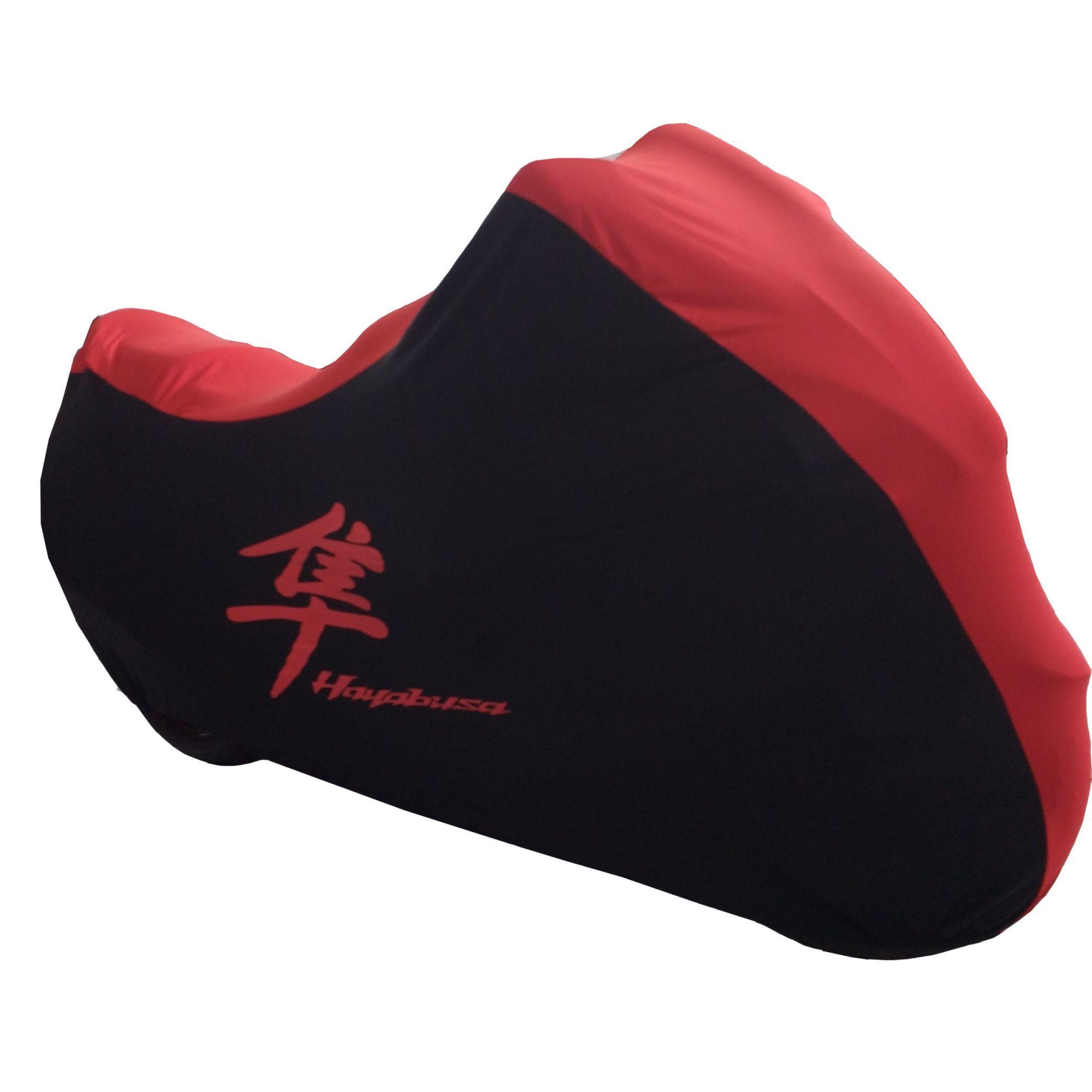 Capa Para Moto DualColor Hayabusa Tam. G (permeavel)