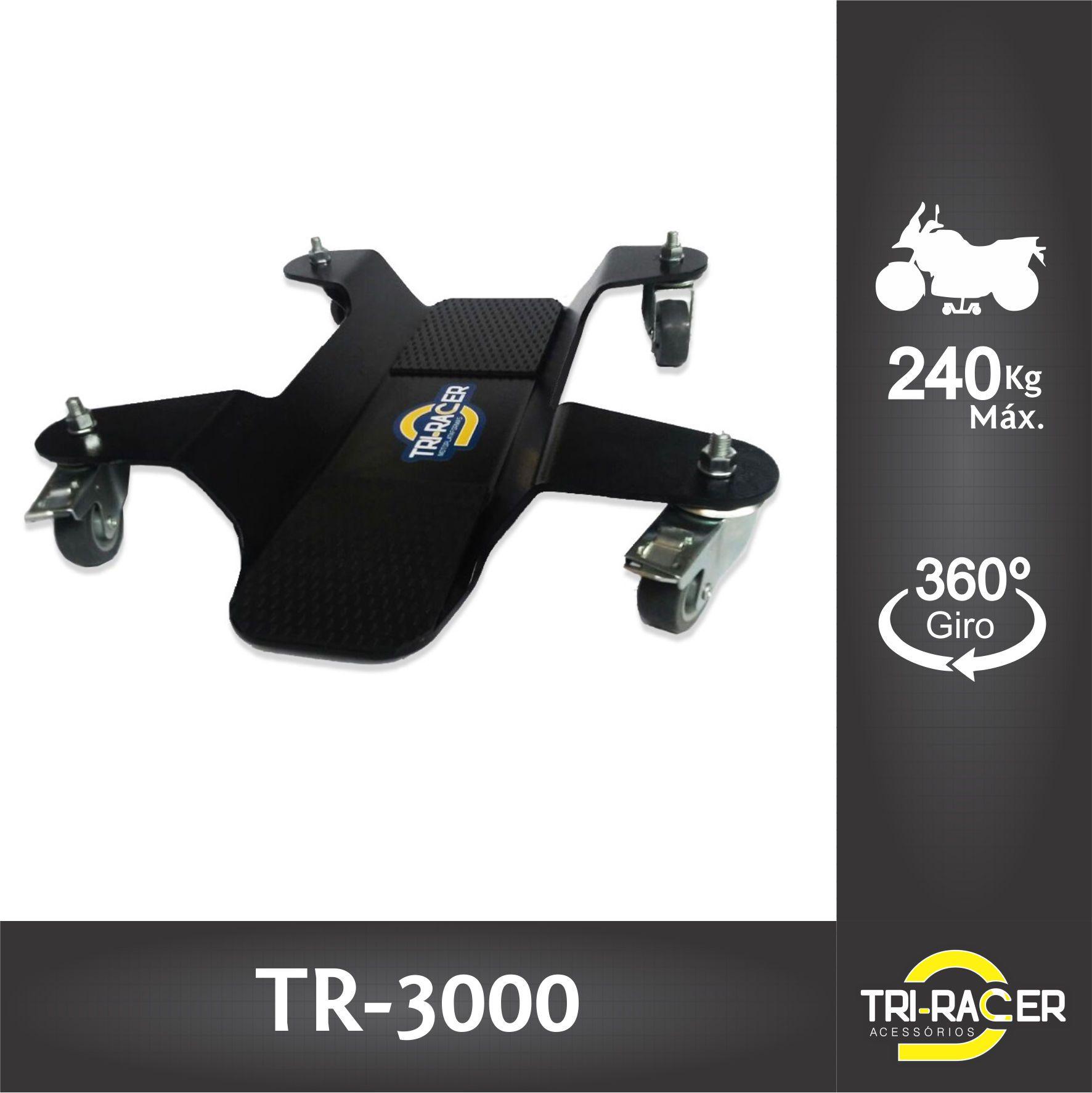 Moto Plataforma P/ Estacionar  Tr-3000 - até 240kg