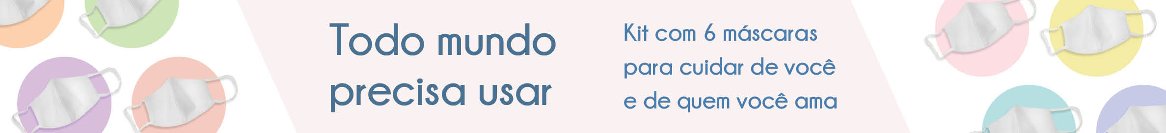 #Kit de Máscaras