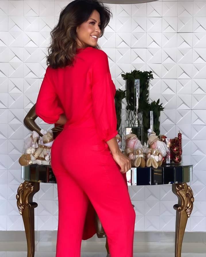 Calça Pijama de Malha