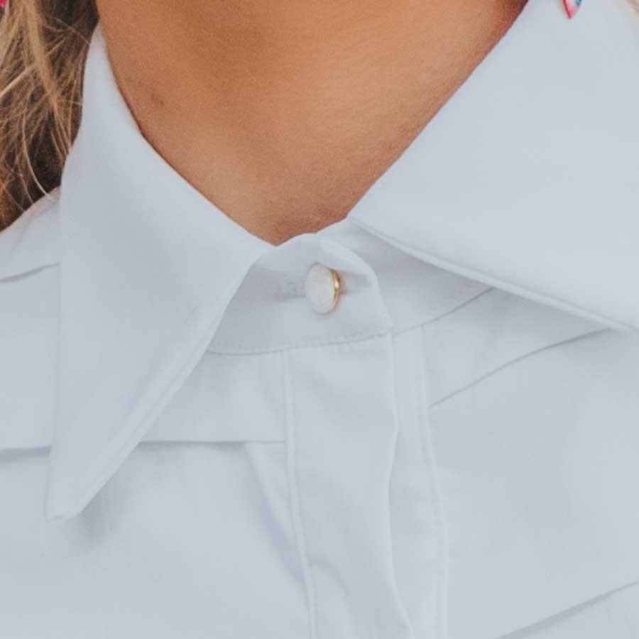 Camisa Tomas Branca