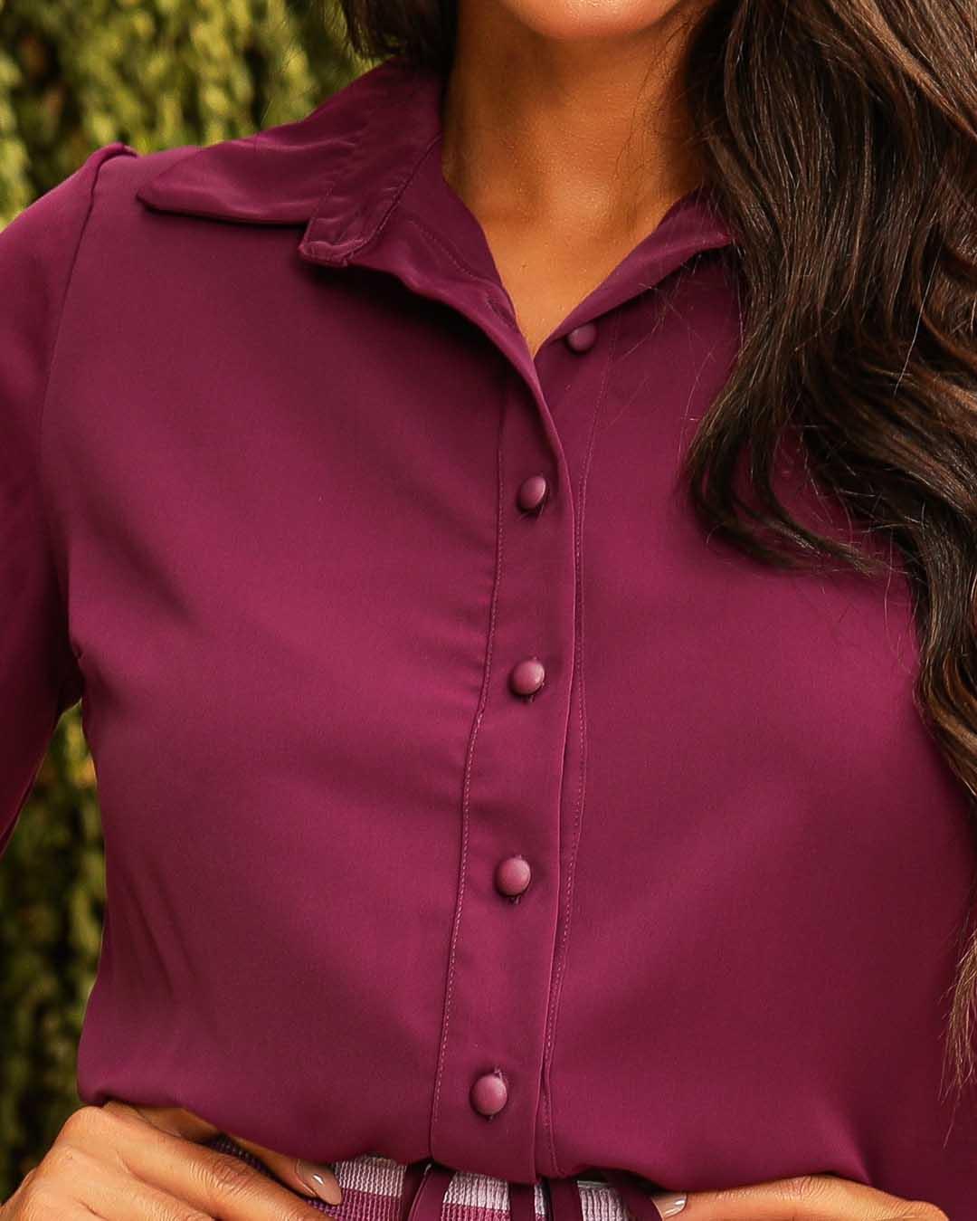 Camisa Violet