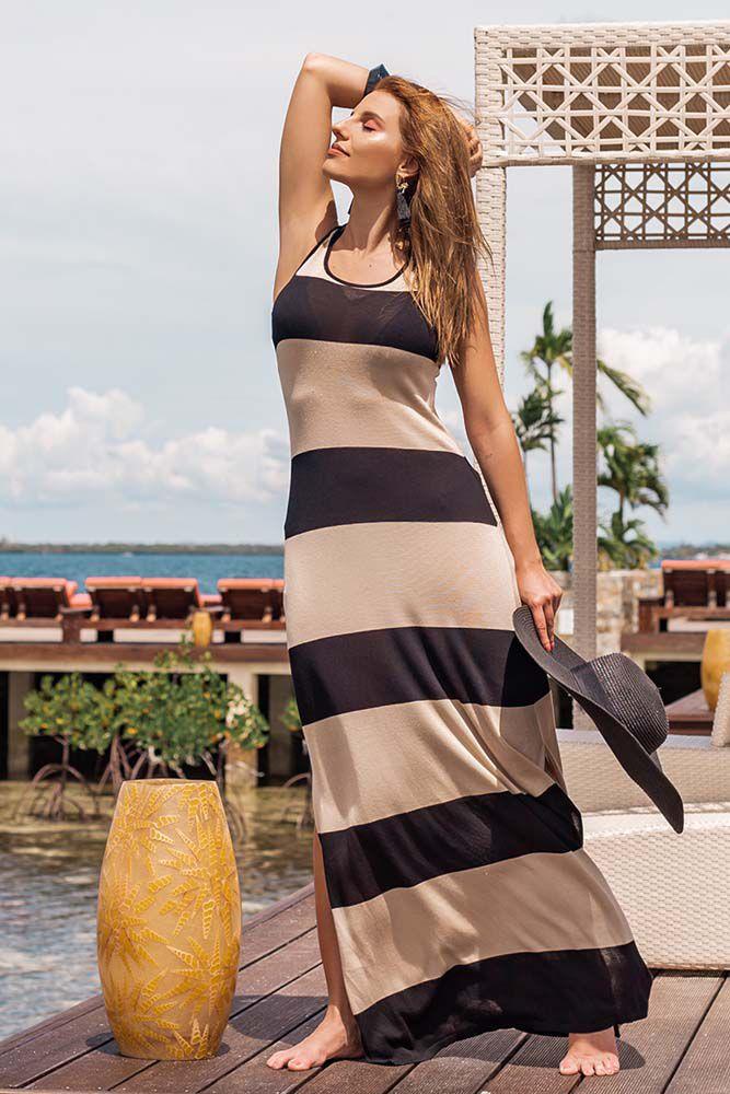 Saída de Praia Vestido
