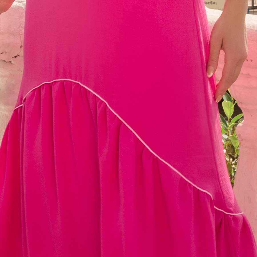 Vestido Frufru
