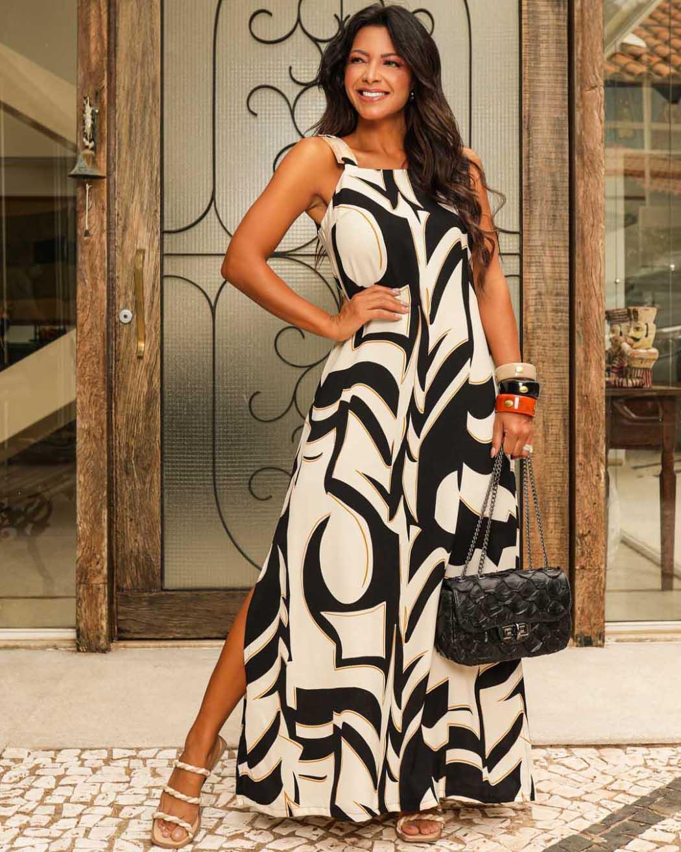 Vestido Longo Dubai
