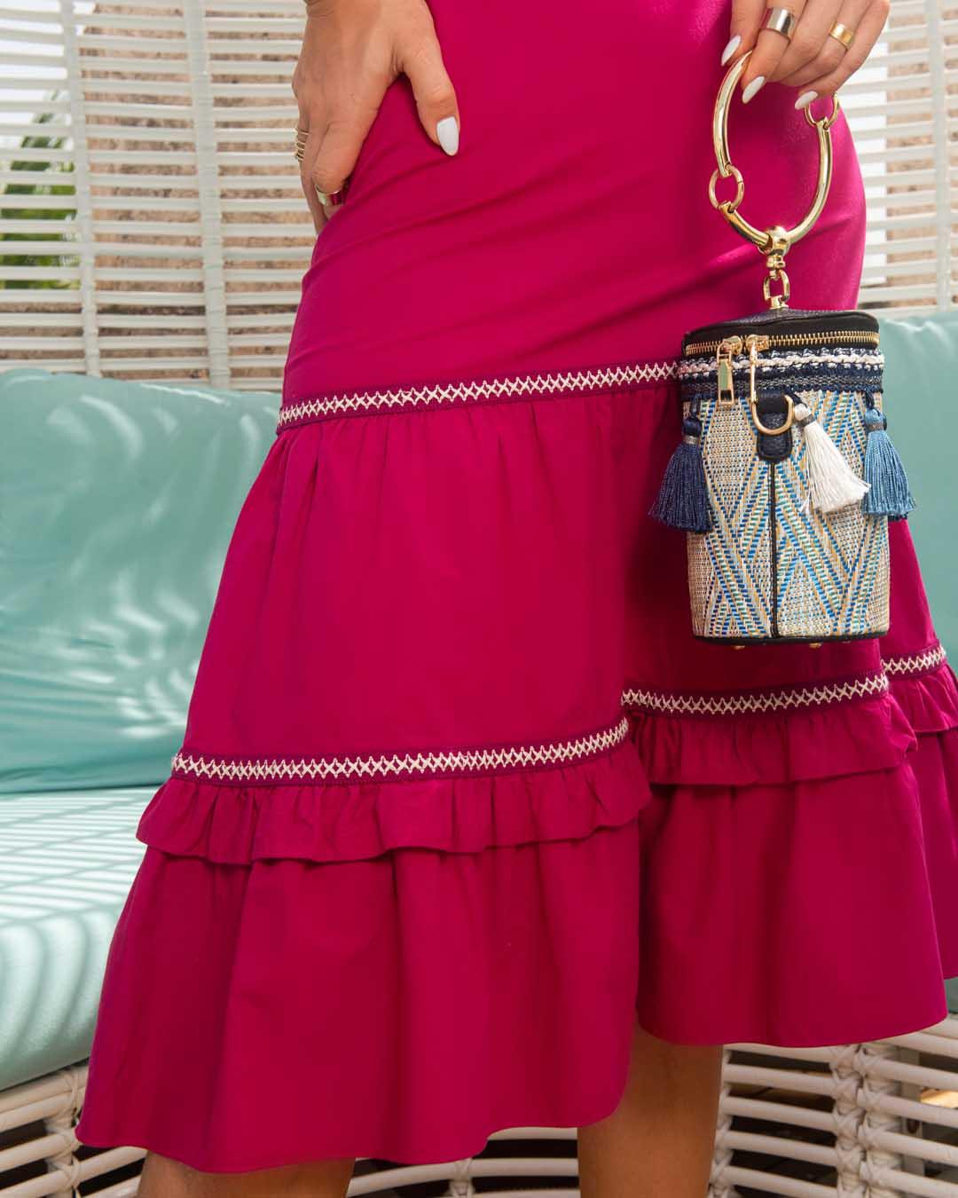 Vestido Midi Carla