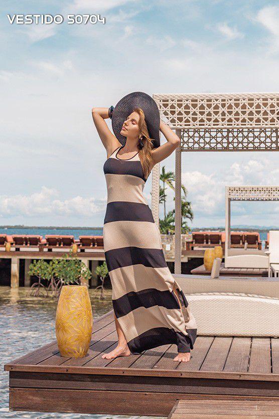 Vestido Saída de Praia