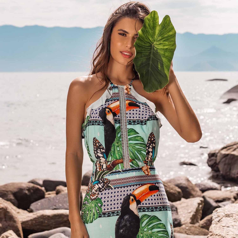 Vestido Tucano