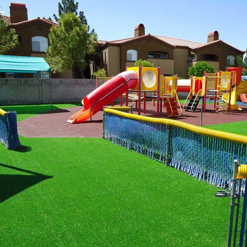 Grama Sintética 12mm (1m²)  SafeGrass®