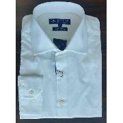 Camisa Masculina Manga Longa Dudalina Branca Comfort