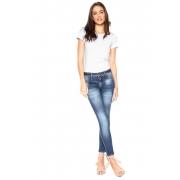 Calça Jeans High Skiny Second Lança Perfume
