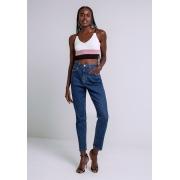 Calça Jeans Mommy Cintura Alta Lez a Lez