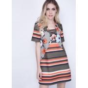 Vestido Mix Composê MyFT