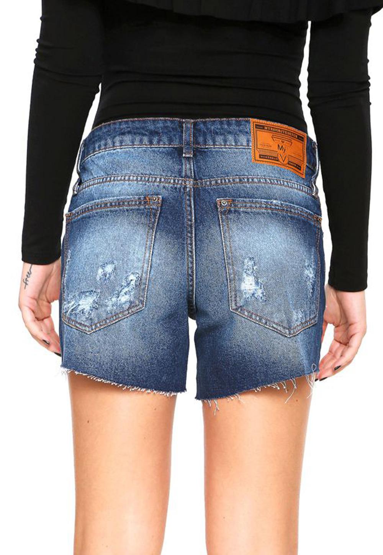 Bermuda  Jeans Low Slim MyFT