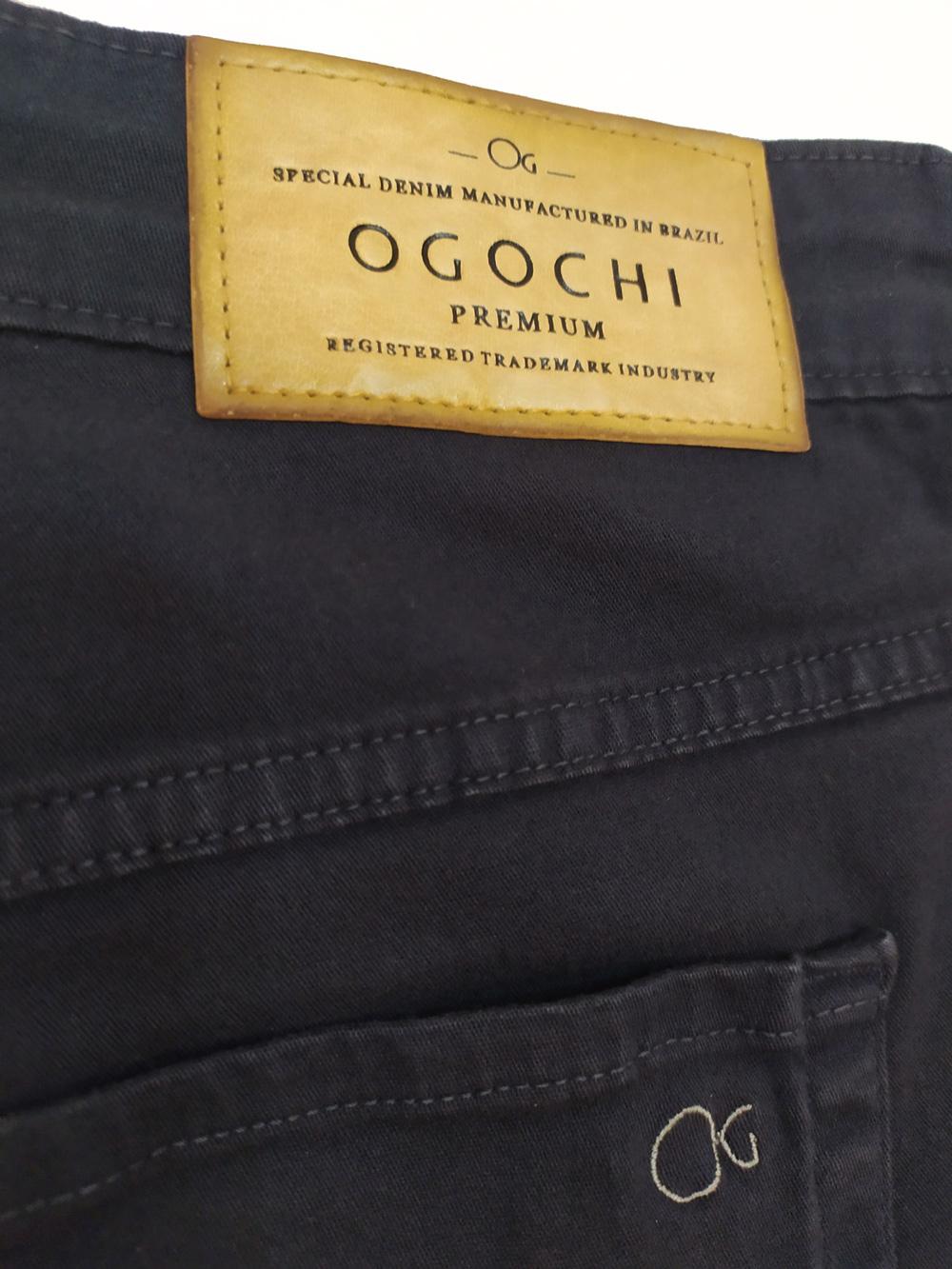 Bermuda Masculina Concept Ogochi