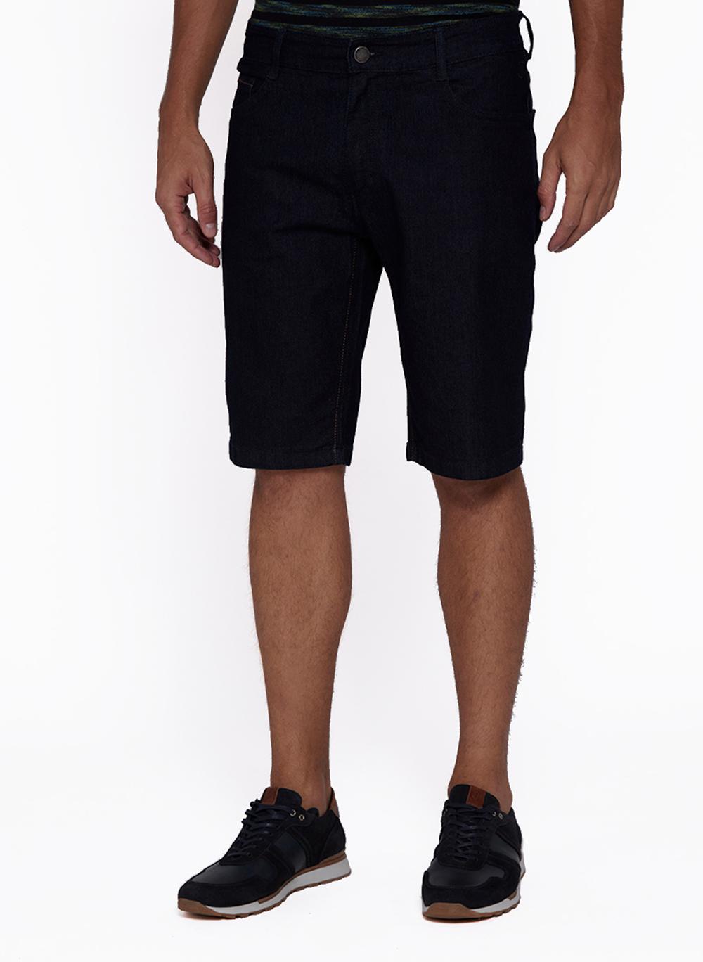 Bermuda Masculina Right Fit Jeans Individual