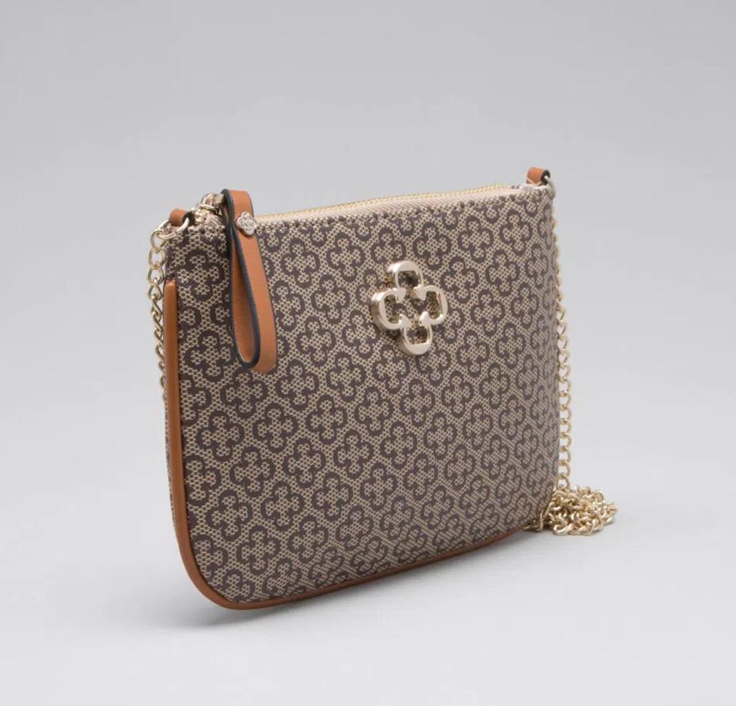 Bolsa Sholder Bag Nappa Soft Monograma Capodarte
