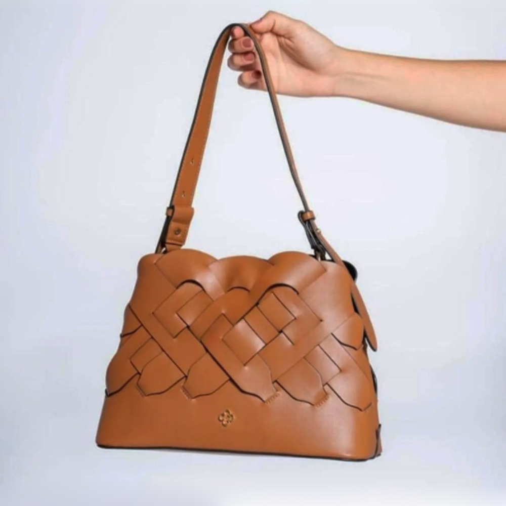Bolsa Soft Shopper Bag Tramada Capodarte