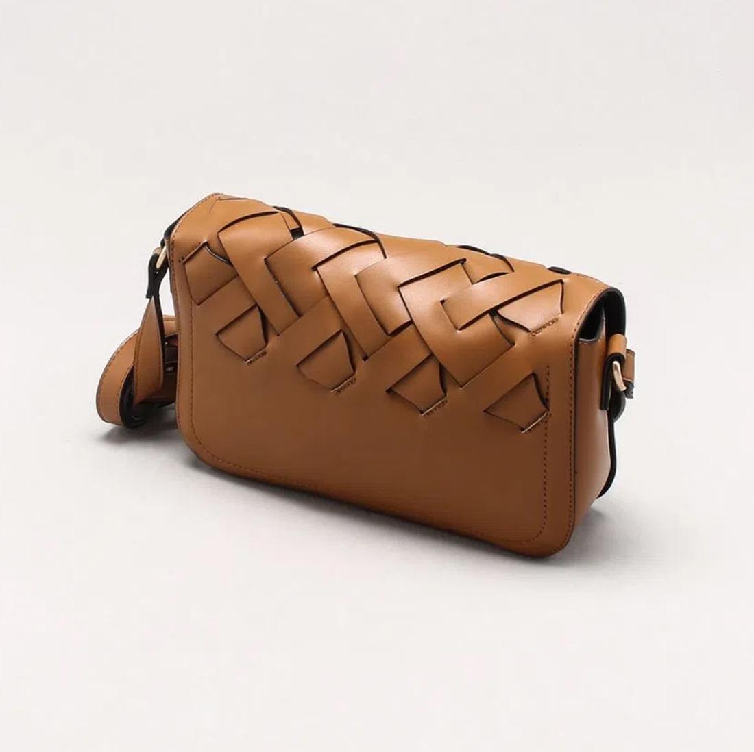 Bolsa Soft Shoulder Bag Tramada Capodarte