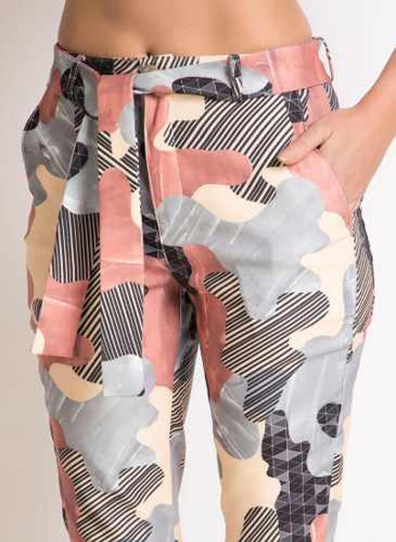 Calça Estampada Camuflagem MyFT
