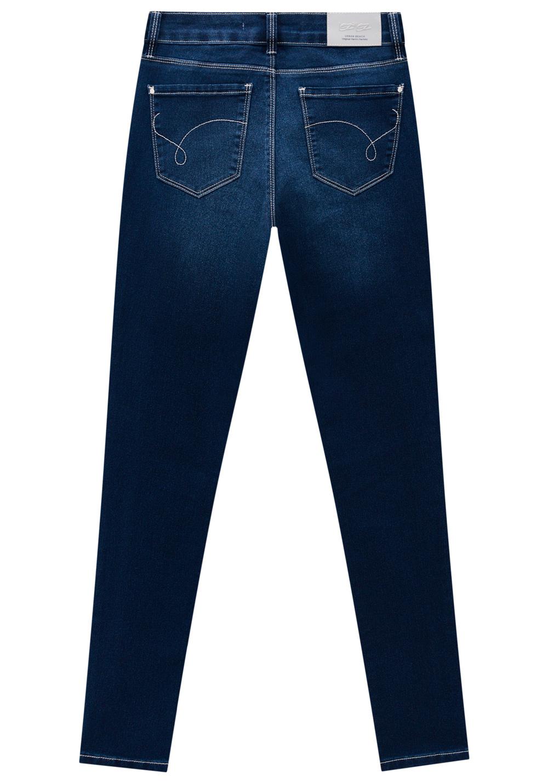 Calça Jeans Bali Cintura Alta Skinny Lez a Lez