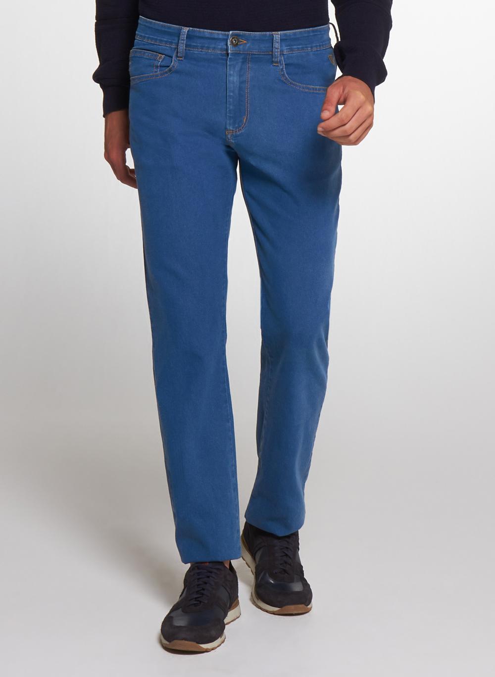 Calça Jeans Masculina Right Fit Individual