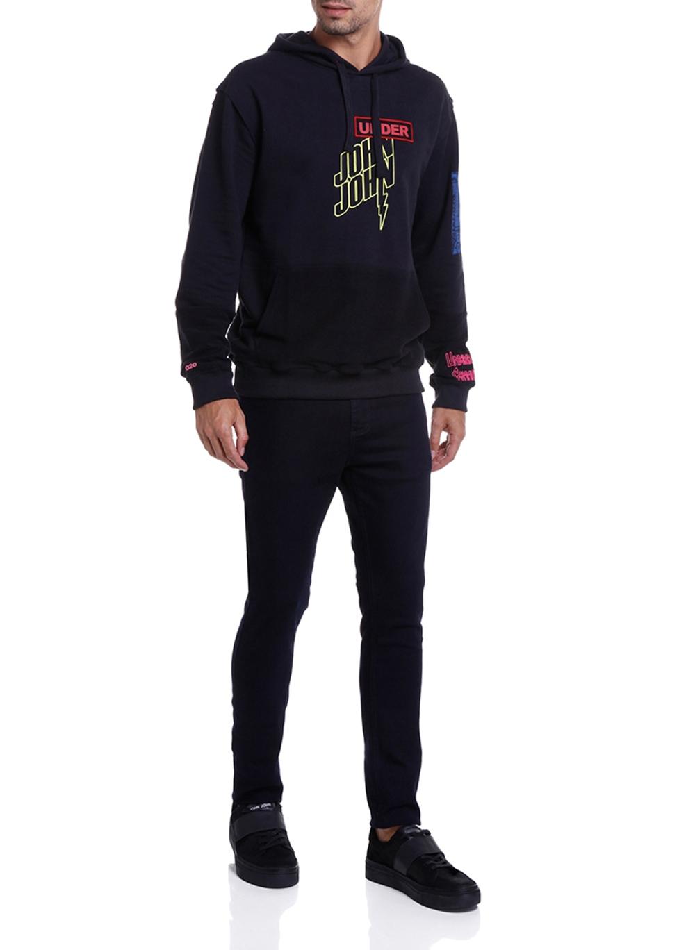Calça Jeans Masculina Super Skinny Beynac  JOHN JOHN
