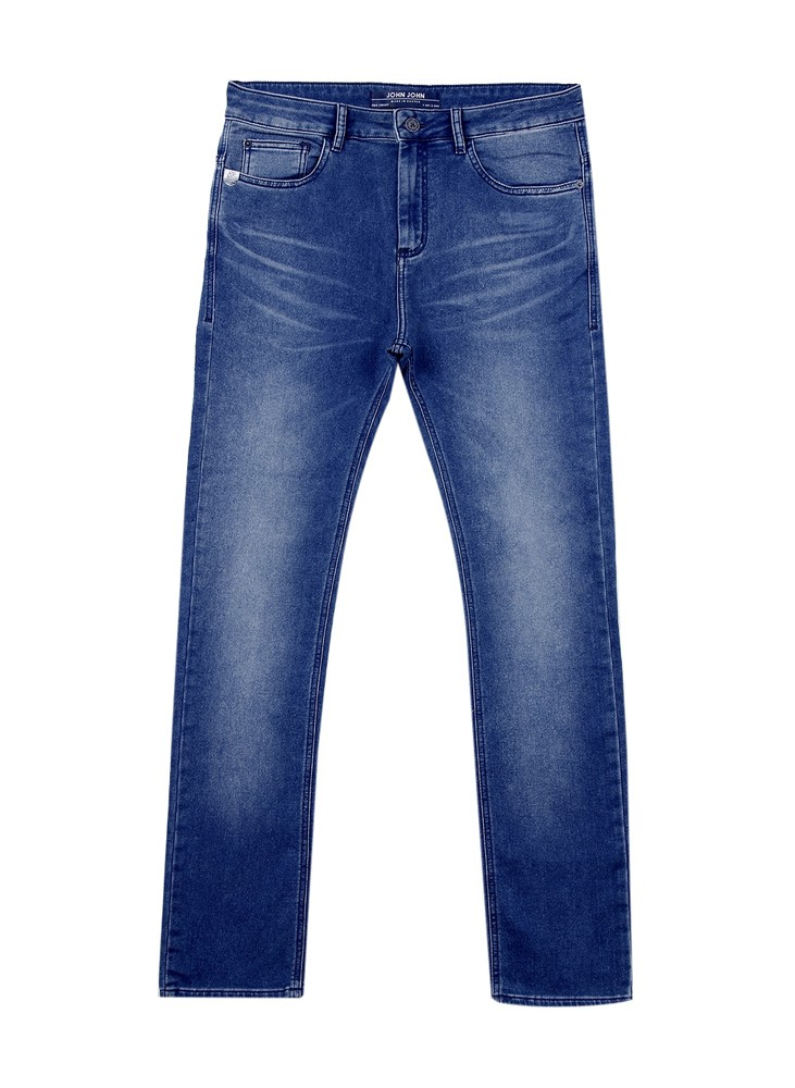 Calça Jeans Slim Masculina Lakers JOHN JOHN