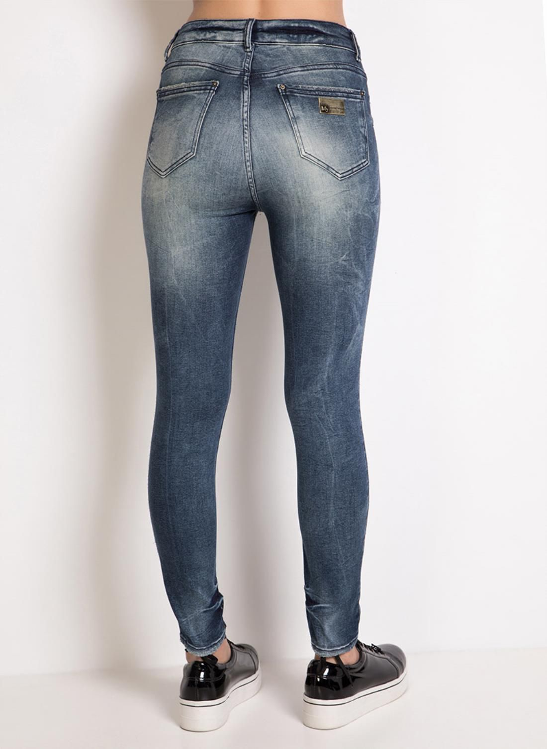 Calça Skinny High Second MyFT