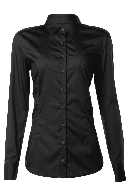 Camisa Feminina Slim Stretch Lisa Dudalina