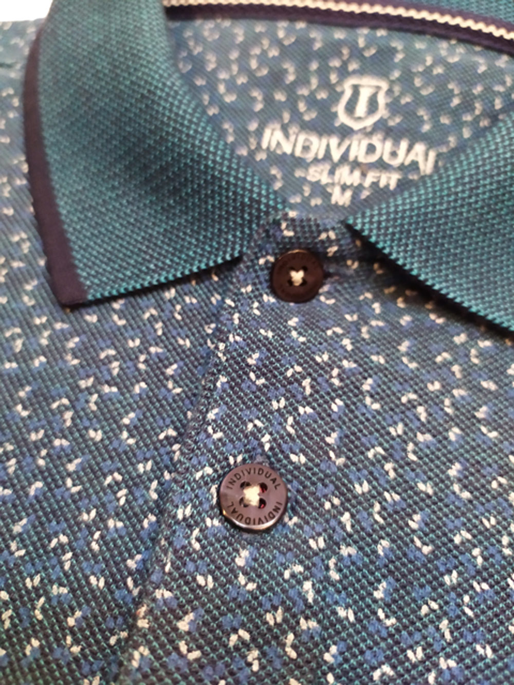 Camisa Gola Polo Masculina Individual