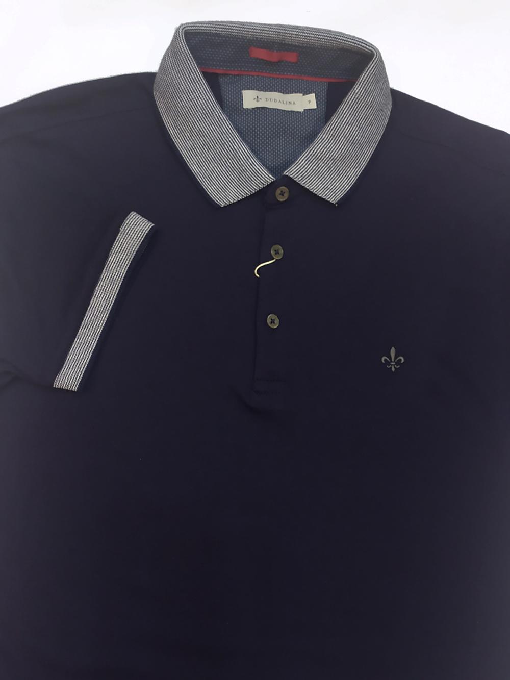 Camisa Masculina Gola Polo Dudalina