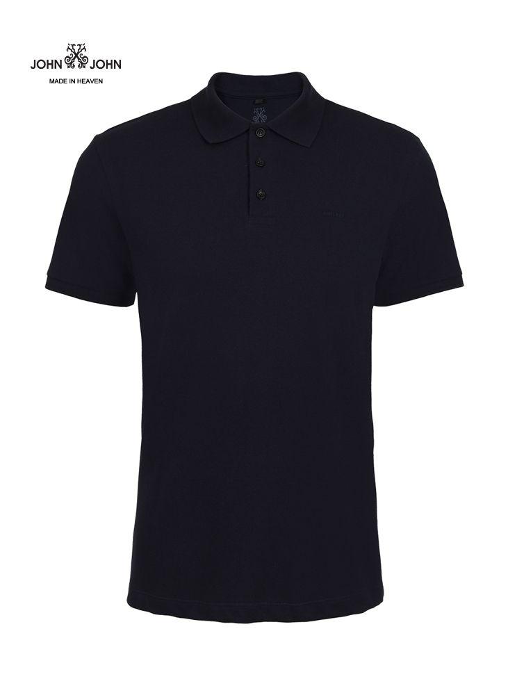Camisa Masculina Gola Polo New Simple Basic JOHN JOHN