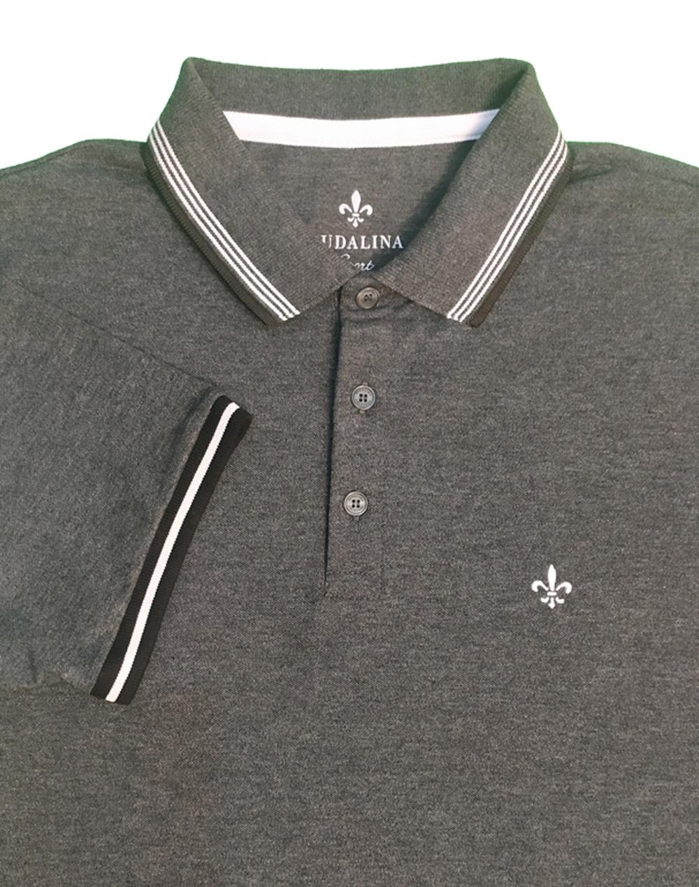 Camisa Masculina Gola Polo Sport Friso Dudalina