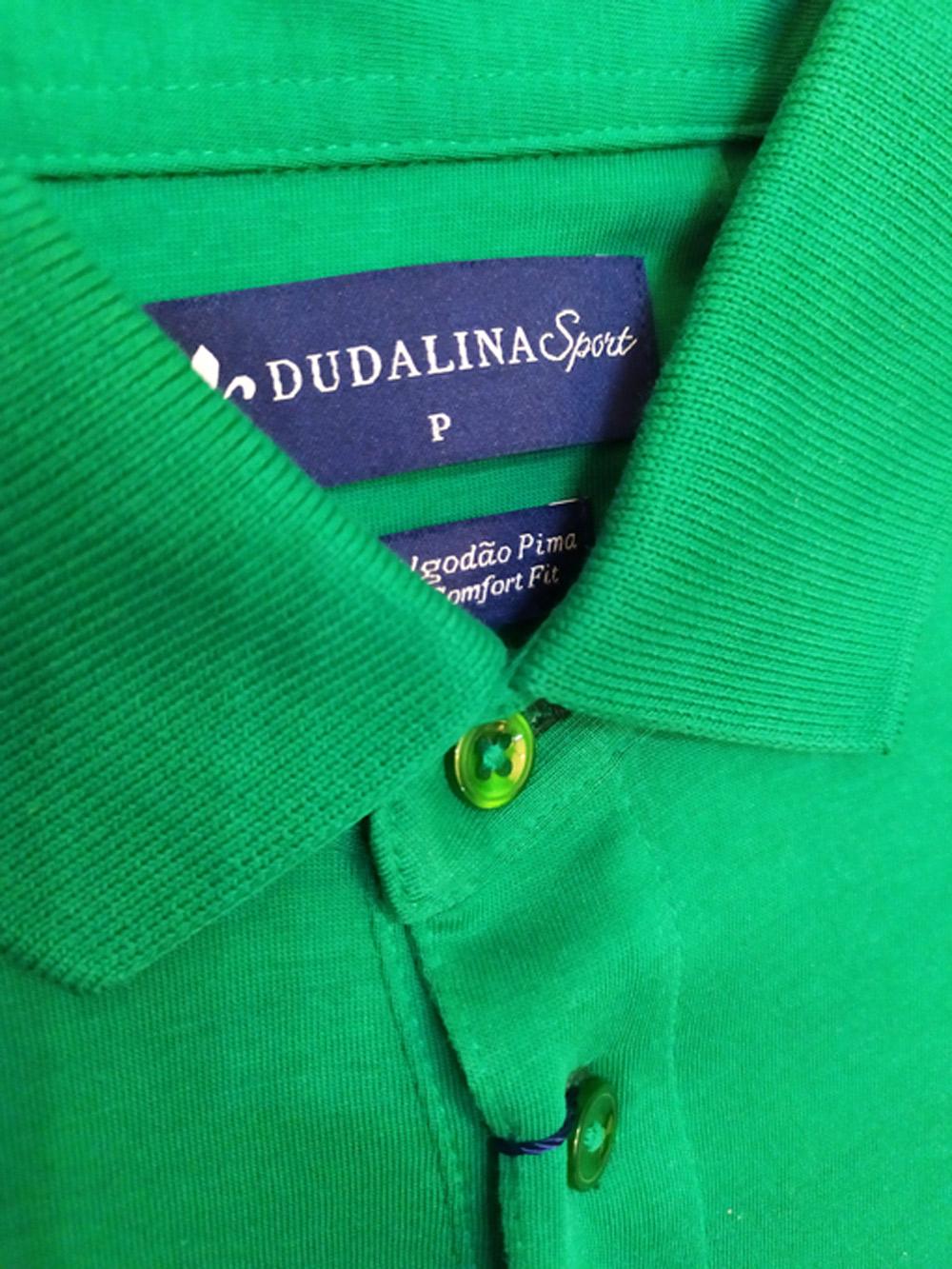 Camisa Polo Sport Pima Dudalina