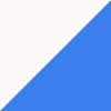 Branco / Azul