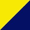 Amarelo Logomarca Marinho