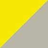 Amarelo Logomarca Cinza