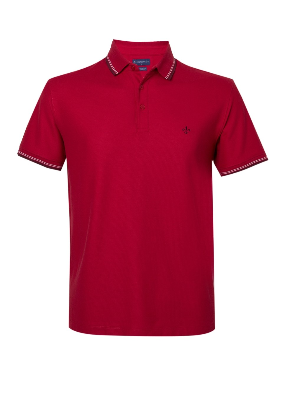 Camisa Polo Sport Friso Pima Dudalina