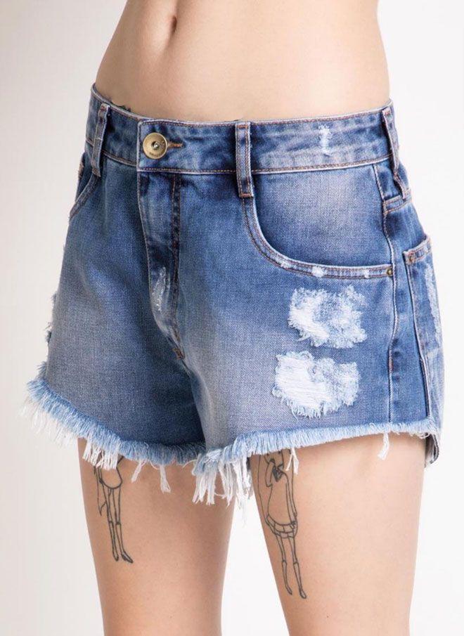Short Jeans Low Comfort MyFT