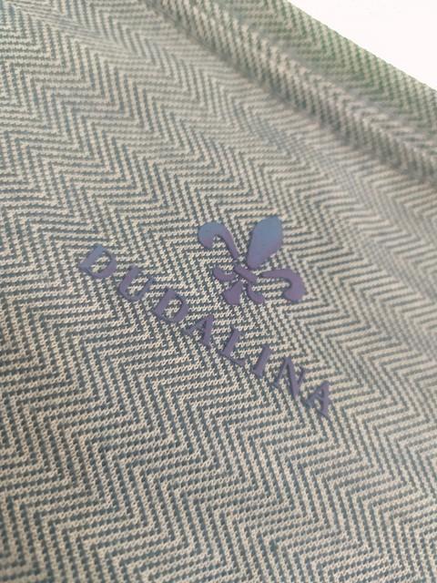 T-Shirt Camiseta Azul Mesclado Dudalina